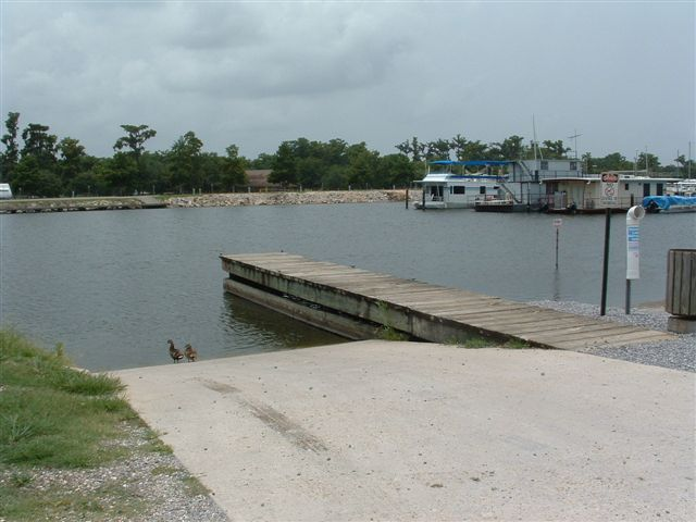 Lake End Park Boat Ramp